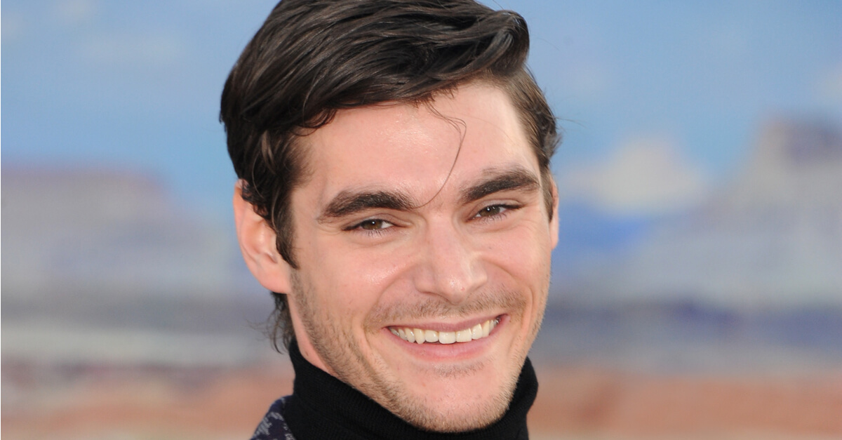 Actor and cerebral palsy advocate RJ Mitte